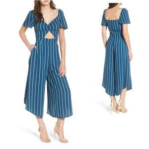 LEITH Cutout Jumpsuit from Nordstrom